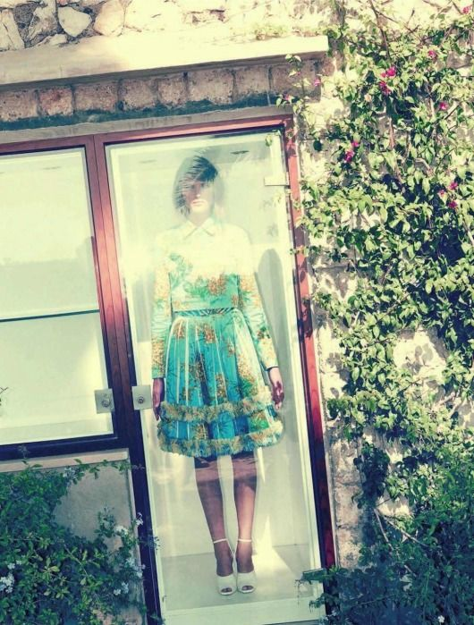Scriptical.Wordpress.Alice Piemonti By Arnaud Pivka For Marie Claire.June 2012.