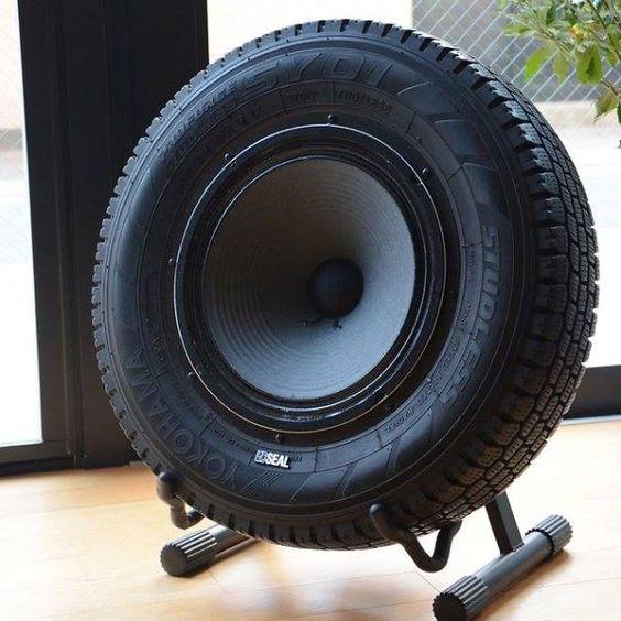10 ideias para vc reciclar pneus