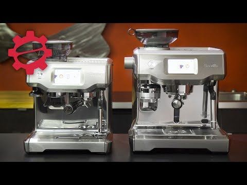 Breville Barista Touch Vs Oracle Touch Youtube Breville Barista Oracle