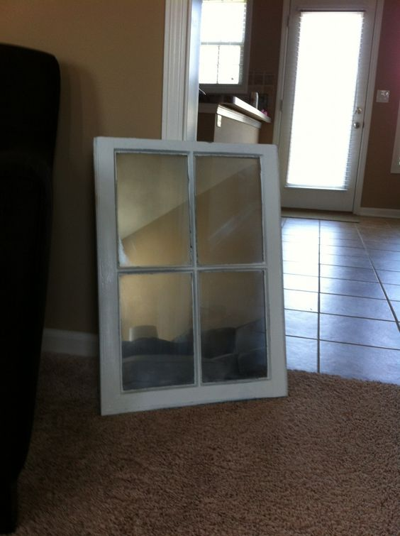 Window downstairs