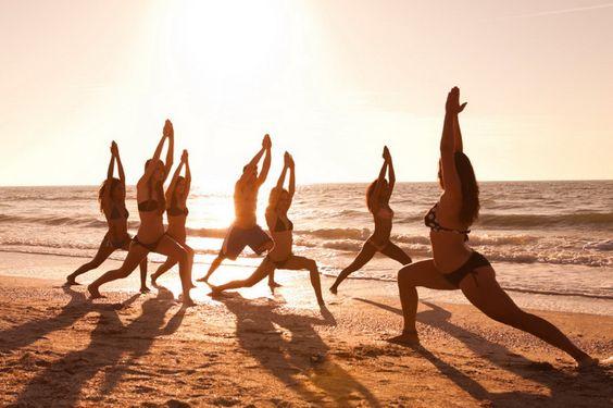 夏日是屬於陽光與大海,不如趁周末放假,在沙灘上做瑜伽放鬆一下,卸下平日的壓力。說的是即將舉行的All Day Yoga活動,Embody Y...