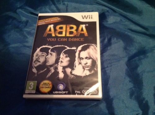 Abba - you can dance game for wii,  View more on the LINK: http://www.zeppy.io/product/gb/2/162063847769/