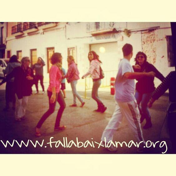 Ballant la Dansada de Dénia