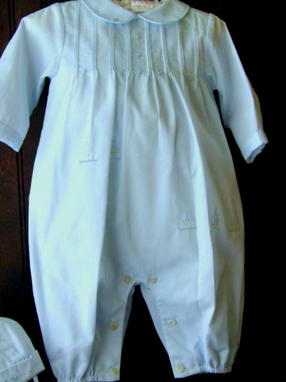 Skye Boy's Christening Outfit - Christening Wardrobe