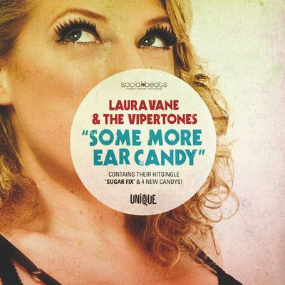 Steppin' Stone / Laura Vane & The Vipertones