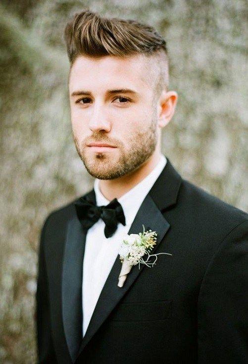 42 Best Wedding Haircuts For Men 2019 Wedding Haircut Wedding Men Formal Wedding Hairstyles