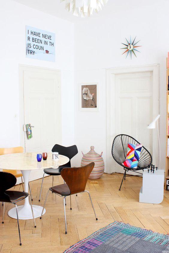 Hausaufgaben Integriert Skandinavisch Wohnen Spielen Tisch Wohnzimmer