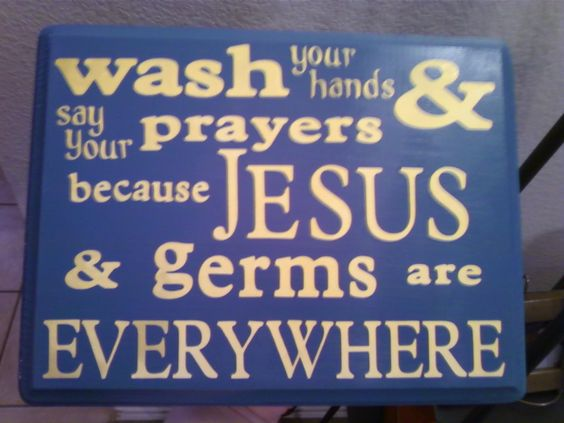 I made this for my bathroom :) Love the quote! #DIY #Bathroom #Quotes