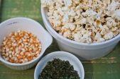 Veggie Parm Popcorn - Kathy Kaehler's Sunday Set-Up™