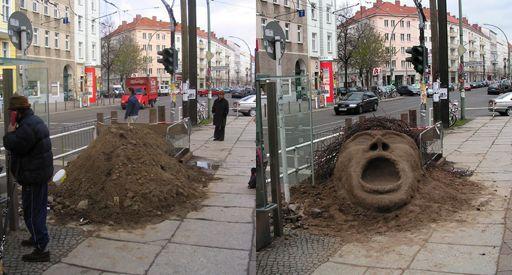 Banksy's urban hacking !!!