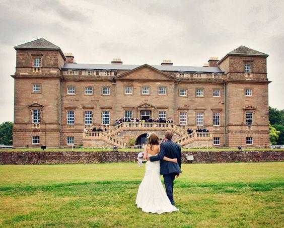 Wedding venues west midlands castle