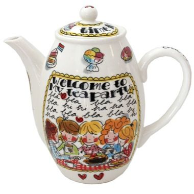 Tea Pot Blond Amsterdam. Need to have this ASAP!   I\'m a little tea ...