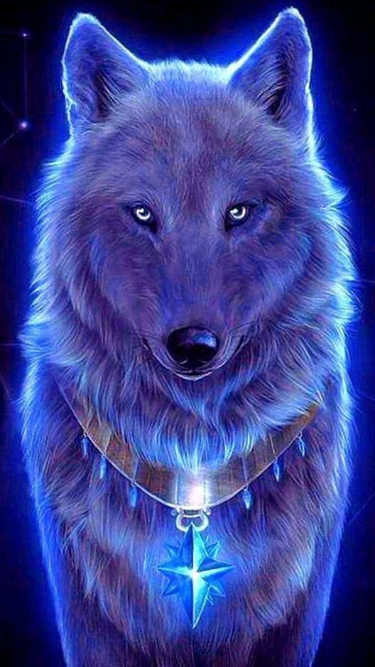 Blue Wolf Wallpapers Zedge Wolf Wallpapers Pro Cute Wolf Drawings Wolf Art Fantasy Wolf Spirit Animal