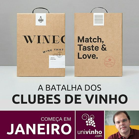 Durante os próximos 6 meses nós vamos avaliar 16 dos maiores Clubes de Vinho do Brasil. Para acompanhar essa batalha cadastre o seu email na nossa Lista VIP. Acesse: www.univinho.com.