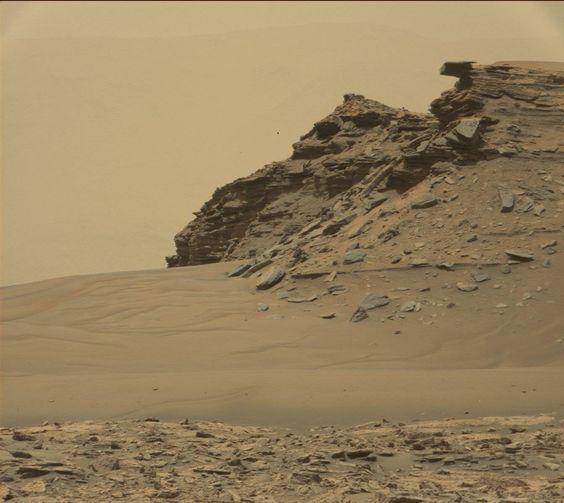 Curiosity Sol 1439 Image