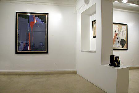 Galerie Piece Unique - Sophia Vari - Composition