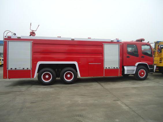 6x4 LHD 10wheels ISUZU fire fighting truck-fire fighting truck