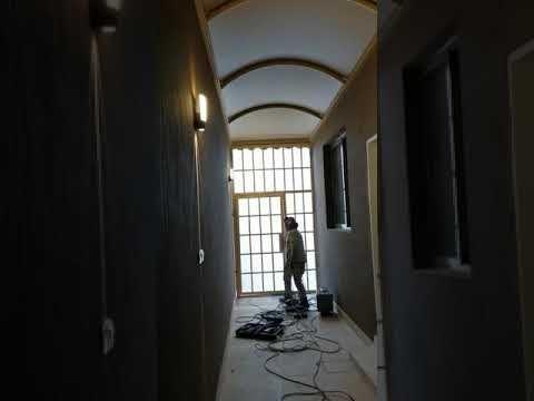 لكسان ابواب مع مظلات مداخل وممرات تنفيذ مؤسسة الصالح الرياض0557823301 In 2021 Home Home Decor Mirror