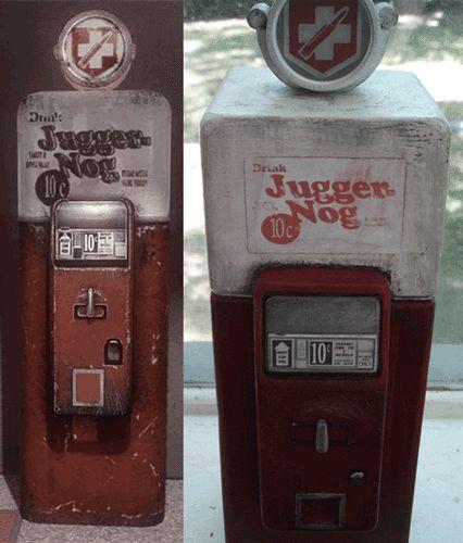 mini juggernog machine