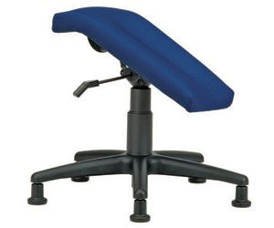 Ergonomic leg support from ROHDE & GRAHL - www.rohde-grahl.nl