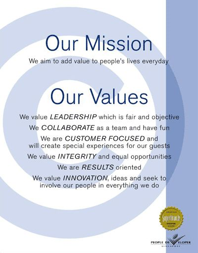 Image result for mission statement nz Marketing Examples Vision - professional statement examples
