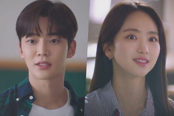 Watch: SF9's Rowoon Boldly Asks Won Jin Ah Out In Teaser For Upcoming Drama