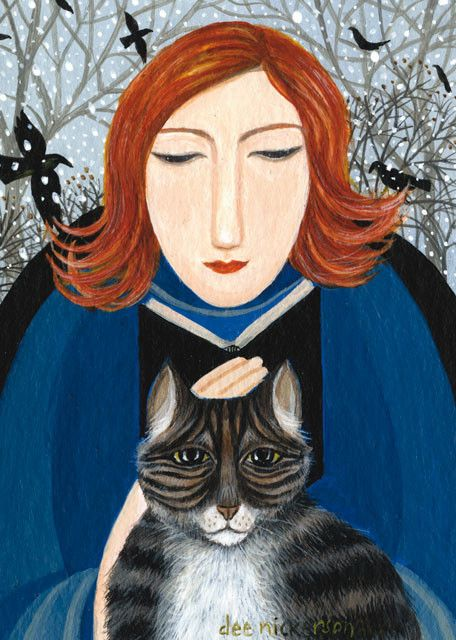 Dee Nickerson, Winter Pleasures: