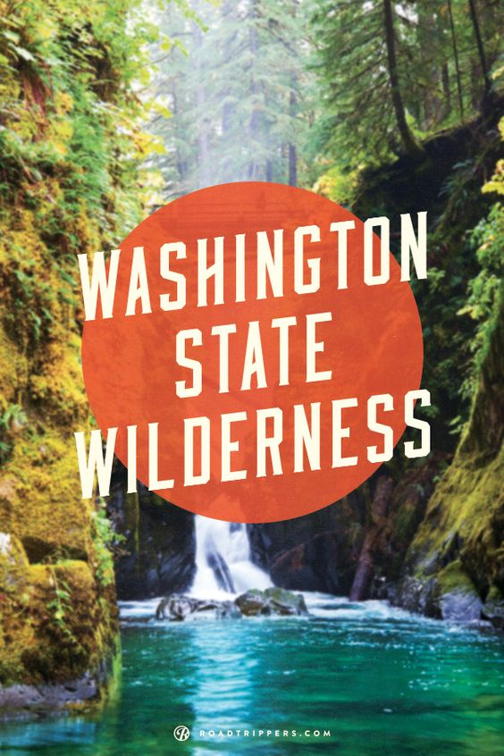 Washington State Has Tons Of Parks And Scenic Attractions