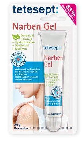Wir suchen 500 #Produkttester für #tetesept Narben Gel...