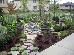Garden sitting areas pools and gardens on pinterest for Garden sit out designs