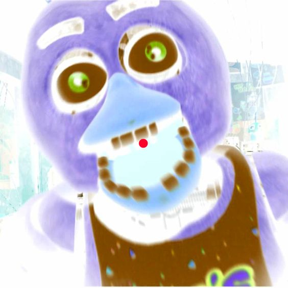 dot stare fnaf seconds wall chica then tricks eye blink blank illusion everywhere illusions optical ten dots five mind nights