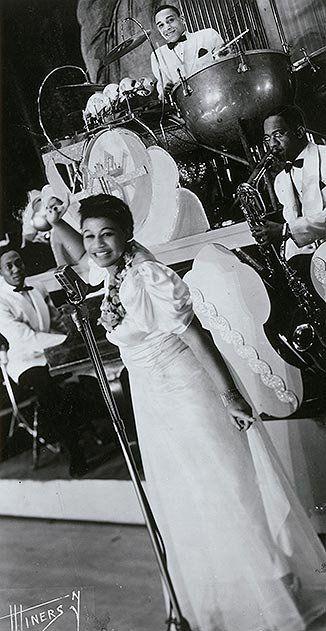 Ella Fitzgerald Apollo Theater