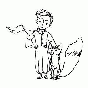 De Kleine Prins en de Vos