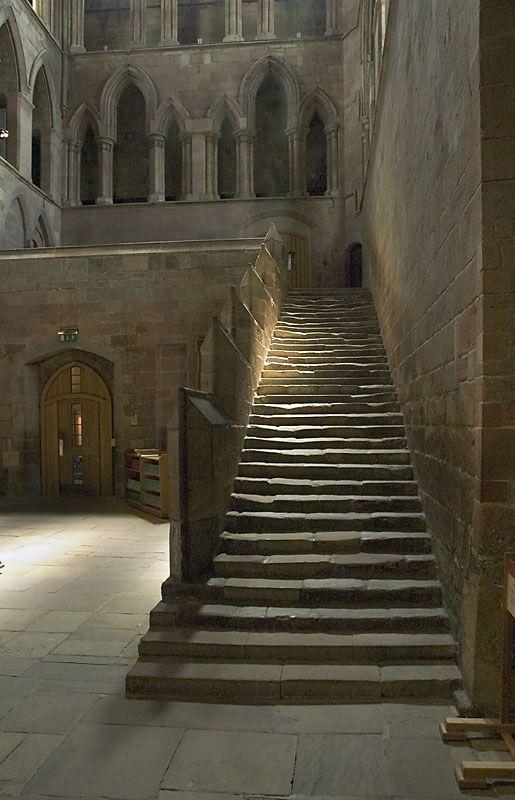The Night Stair - Hexham, Northumberland