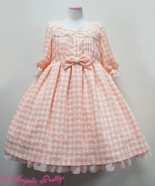 Angelic Pretty - Sugary Gingham OP