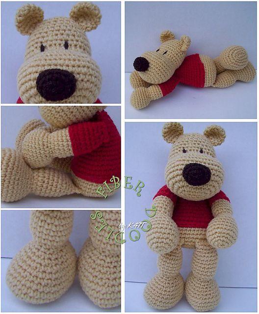 Perro Amigurumi Kawaii : Cute!! crochet Pinterest Juguetes, Ravelry y Patrones