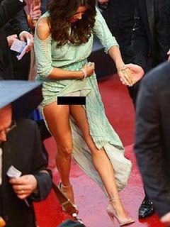 Eva longoria pillada sin ropa interior en cannes cine pinterest interiors eva longoria - Commando ropa interior ...