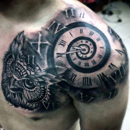 101 Best Tattoo Ideas For Men 2019 Guide Men Tattoo Designs In 2020 Mens Shoulder Tattoo Tattoos For Guys Cool Shoulder Tattoos