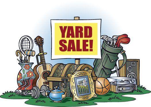 Image Result For Garage Sale Yard Sale Sale House Sale Clipart