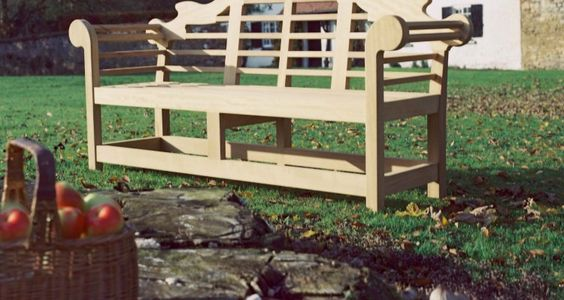 Best 13 Lutyens Garden Bench Inspirational