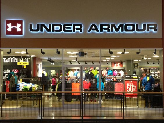 under armor outlet mall