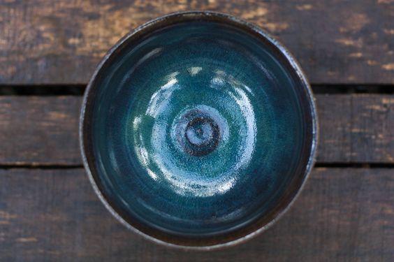 Tigela cobalto profundo. : Outras obras de arte por Ateliê de Cerâmica - Flavia Soares
