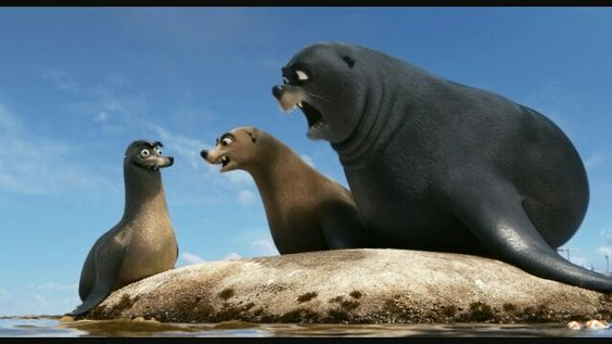 Funny Seals