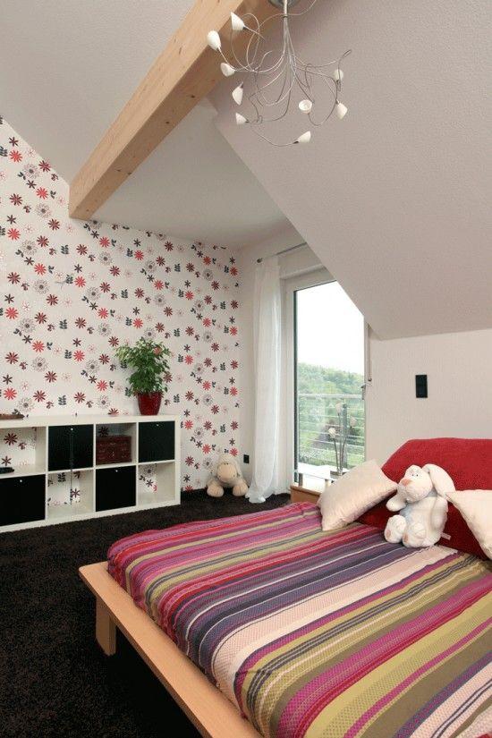 Fertighaus Wohnidee Kinderzimmer und Gästezimmer