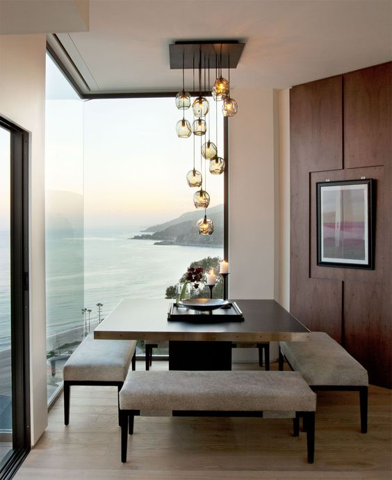 Brilliant Minimalist Small Dining Room