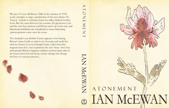 a personal critique of atonement a novel by ian mcewan A war novel (military fiction) is a novel in which the b ida wells essay primary action takes place on a battlefield, or a personal critique of atonement a novel by ian mcewan in a civilian setting (or home front), where the characters are.