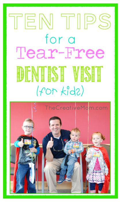 For Kids The Dentist And Little People On Pinterest