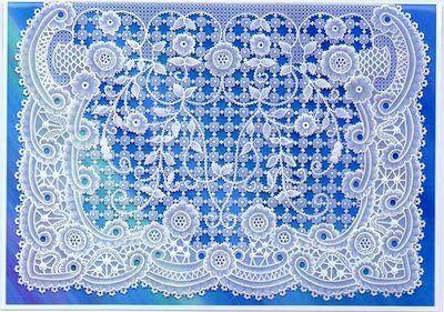 Silvis Hobbywelt - Pergamentkunst und noch vieles mehr: Pergamentkunst