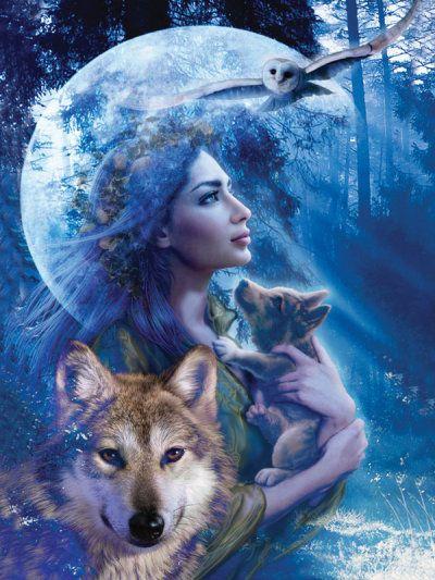 Indian Wolfs
