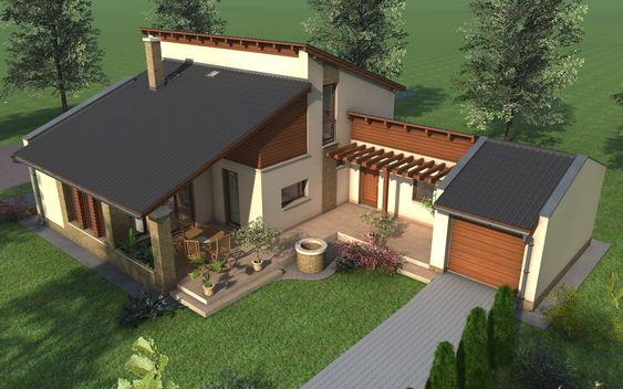 Konstruksi Rumah Ramah Lingkungan